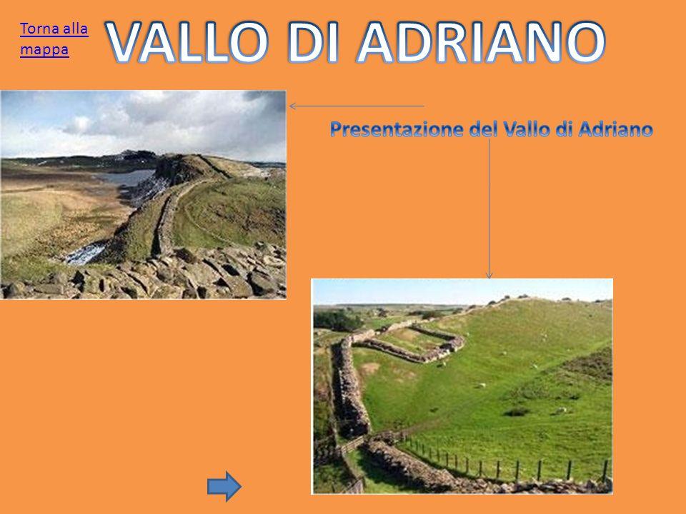 Presentazione del Vallo di Adriano