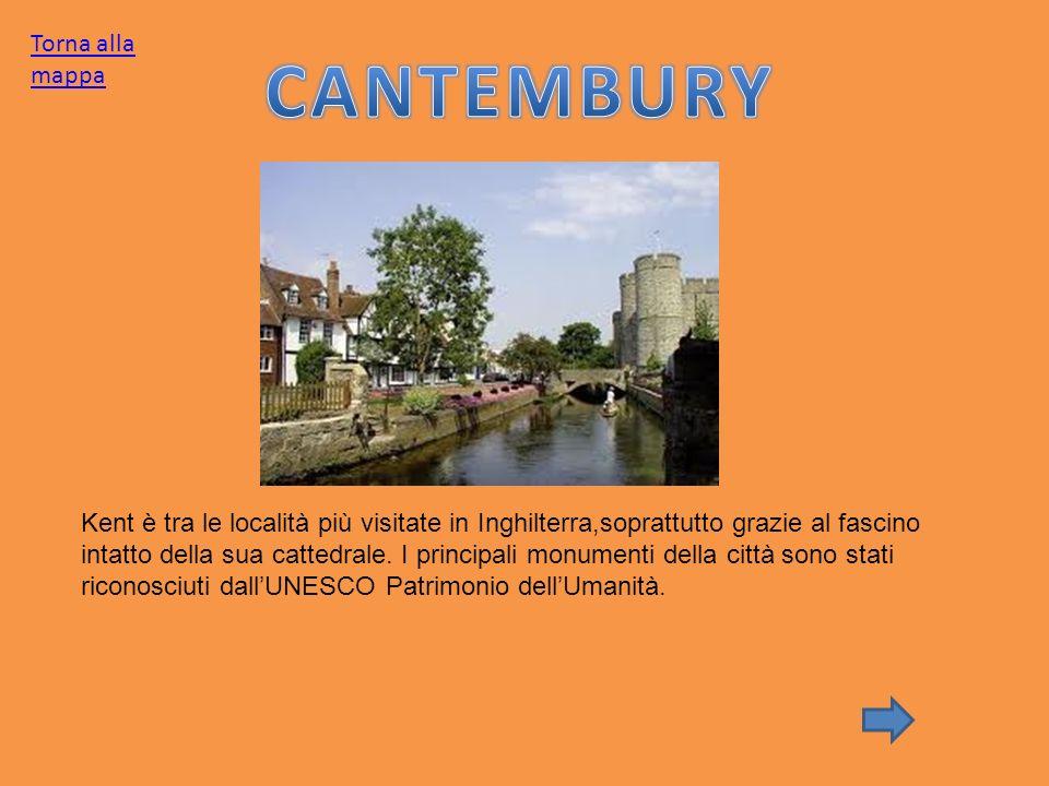 CANTEMBURY Torna alla mappa