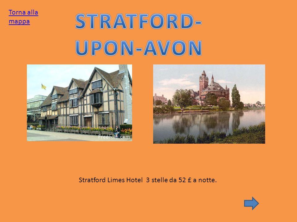 STRATFORD-UPON-AVON Torna alla mappa