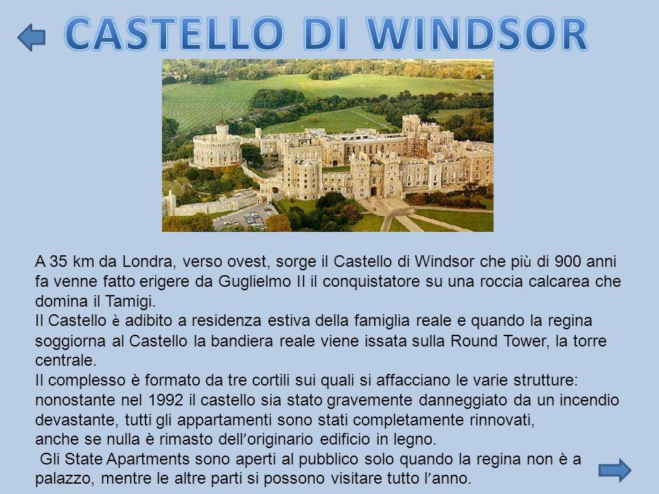 CASTELLO DI WINDSOR