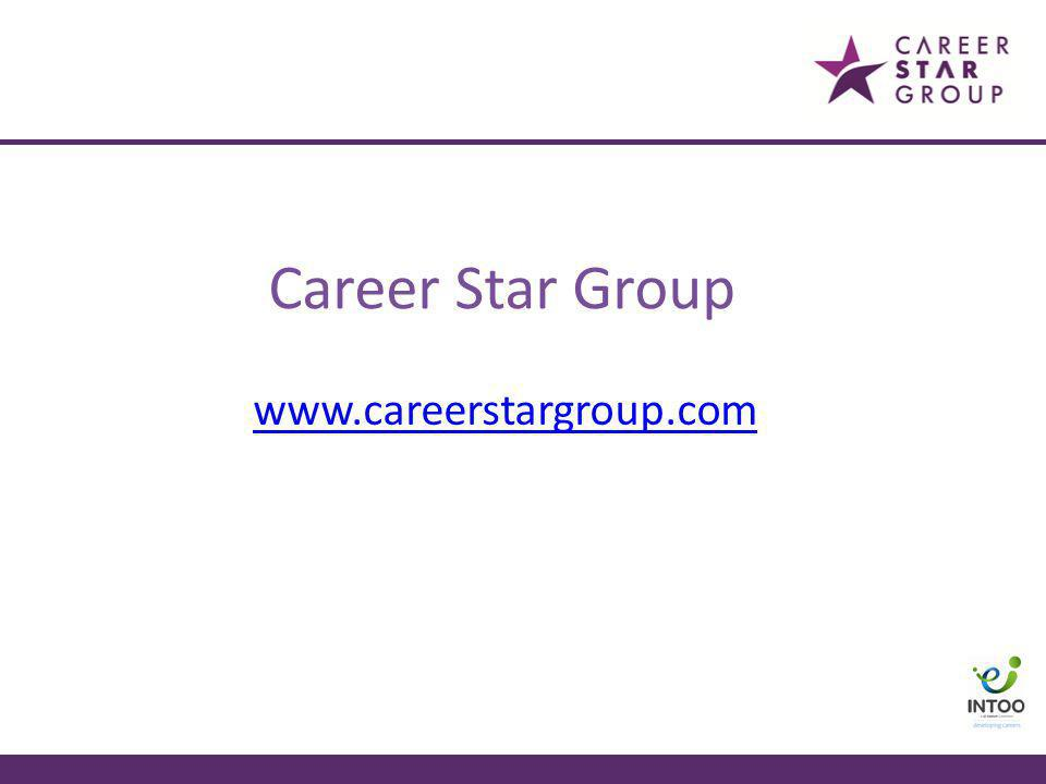 Career Star Group www.careerstargroup.com