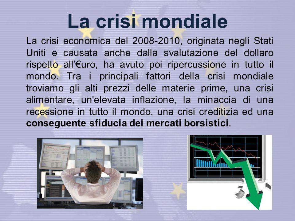 La crisi mondiale