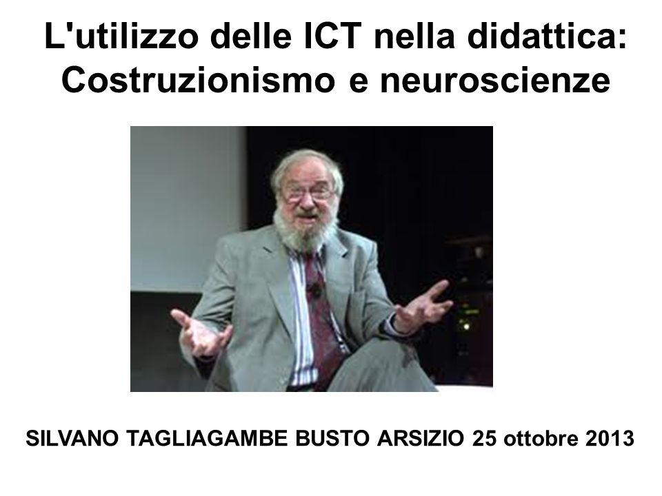 L utilizzo delle ICT nella didattica: Costruzionismo e neuroscienze