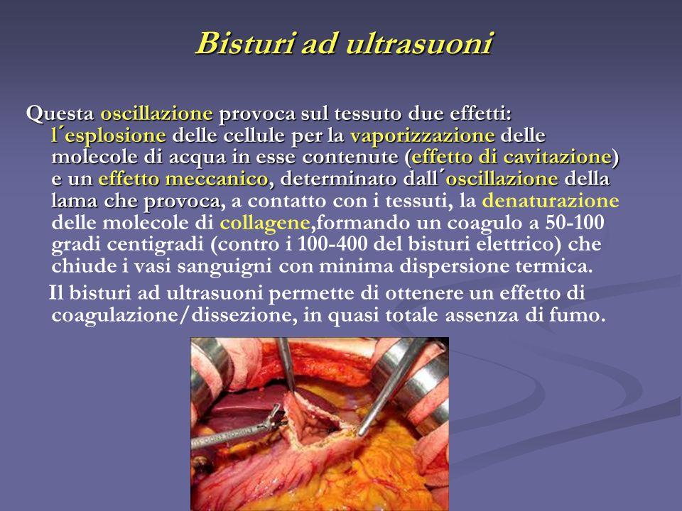 Bisturi ad ultrasuoni