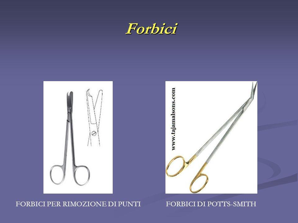 Forbici FORBICI PER RIMOZIONE DI PUNTI FORBICI DI POTTS-SMITH