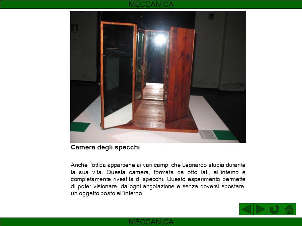 MECCANICA MECCANICA Camera degli specchi