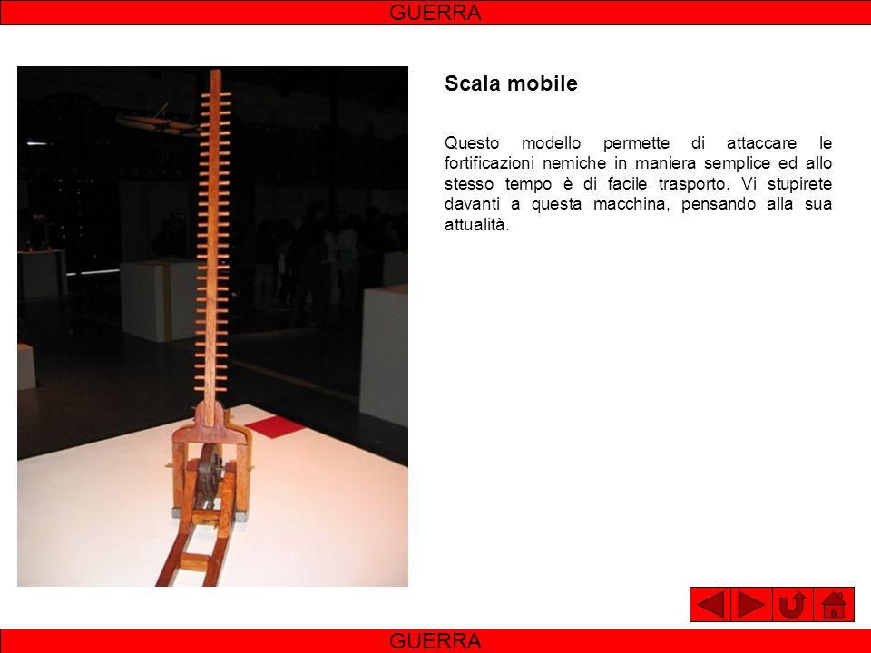GUERRA Scala mobile GUERRA