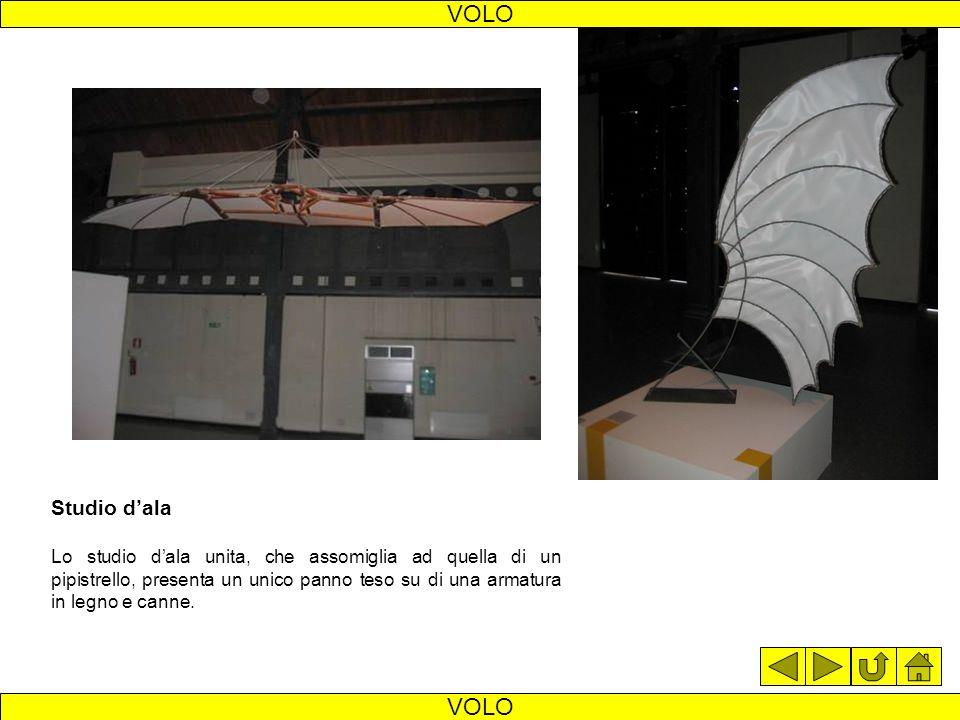 VOLO Studio d'ala.