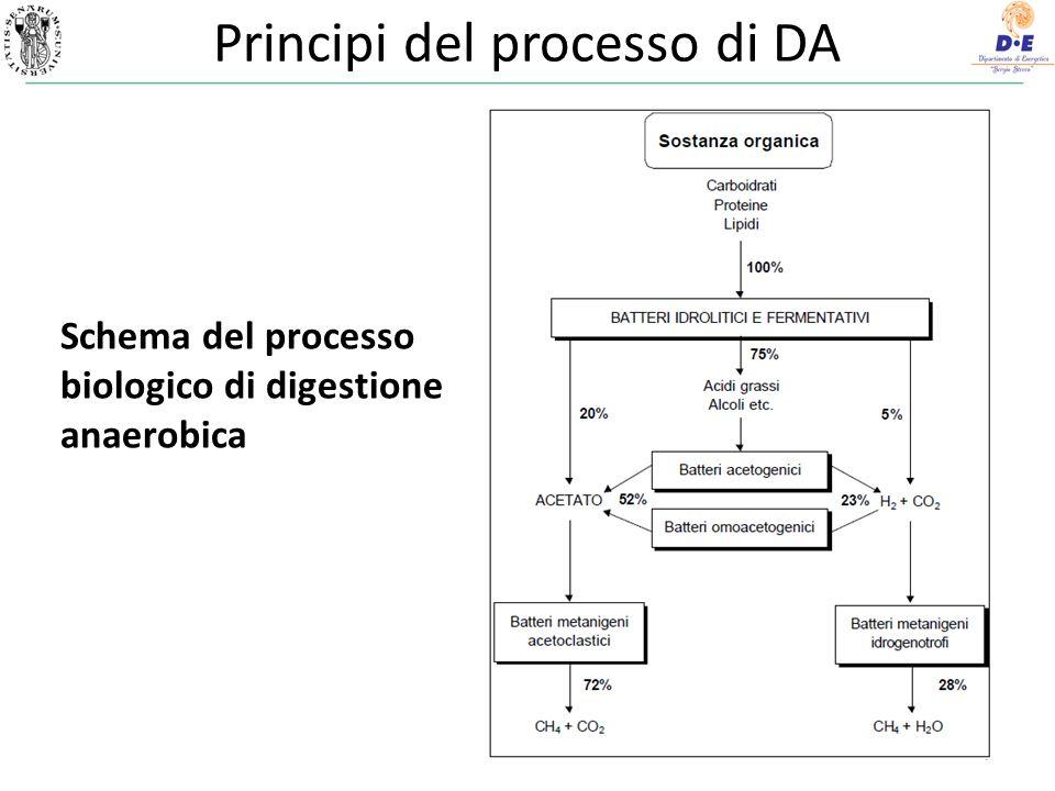 Principi del processo di DA