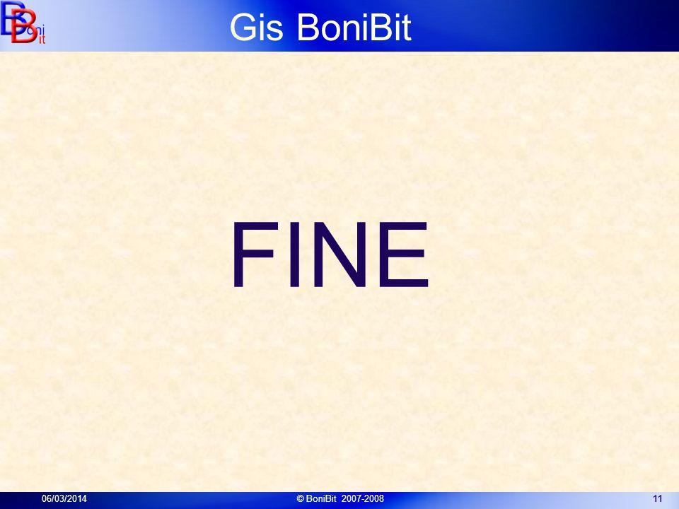 FINE 28/03/2017 © BoniBit 2007-2008