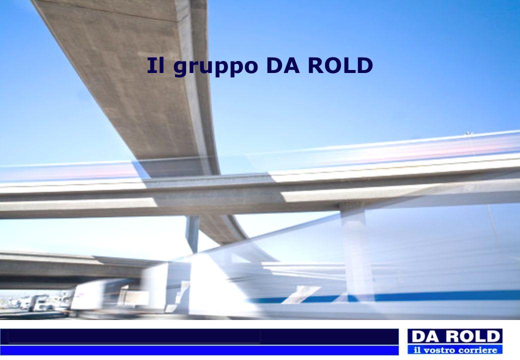 Il gruppo DA ROLD