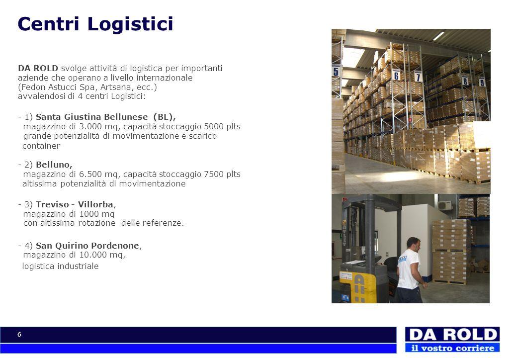 Centri Logistici