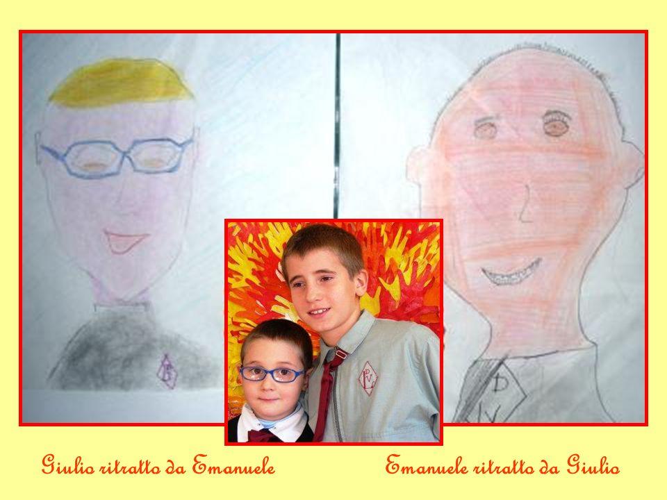 Giulio ritratto da Emanuele