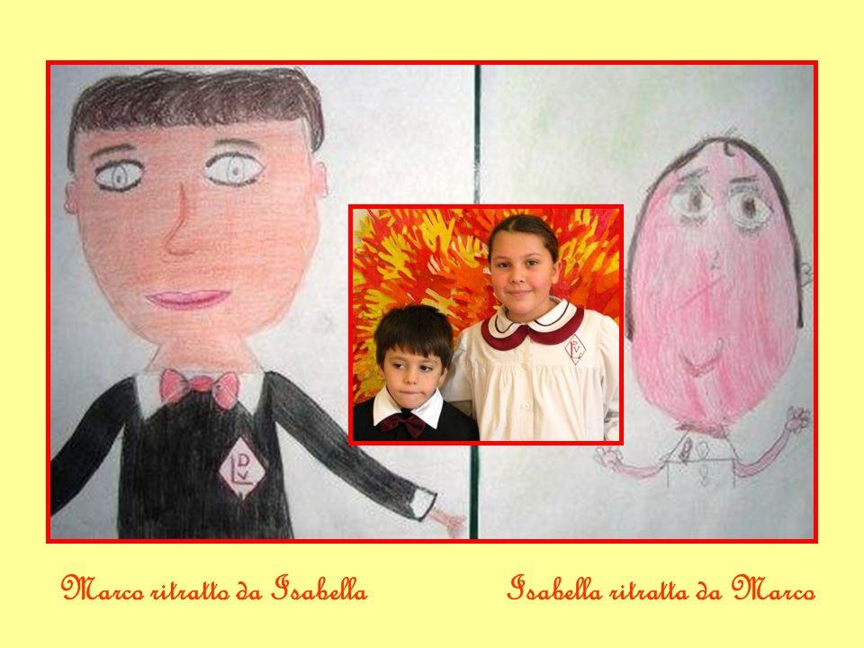 Marco ritratto da Isabella