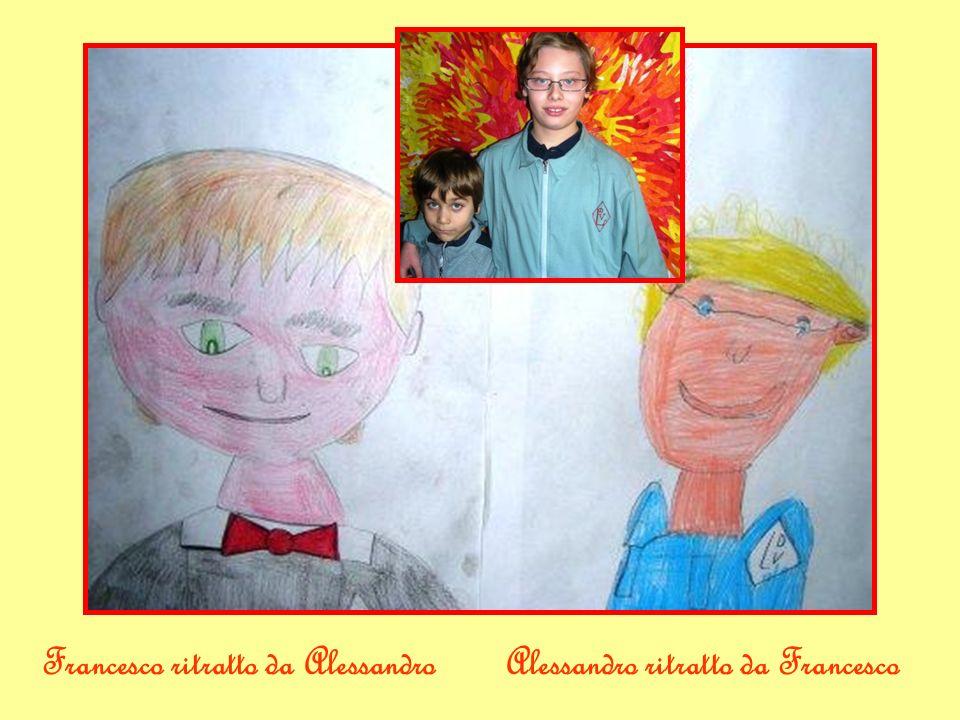 Francesco ritratto da Alessandro