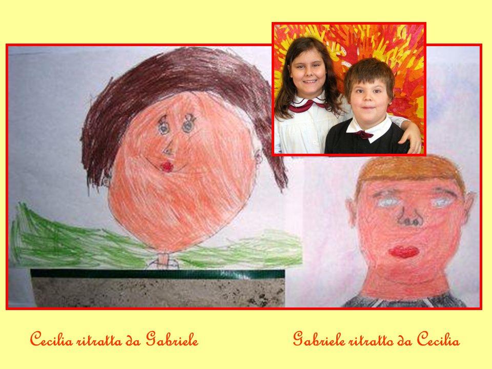 Cecilia ritratta da Gabriele
