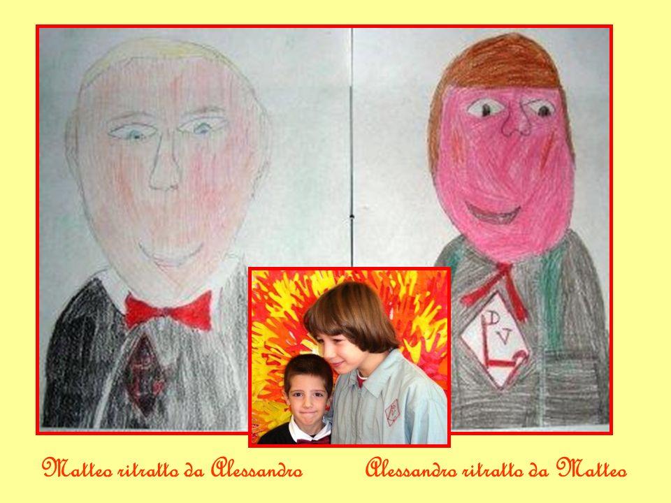 Matteo ritratto da Alessandro