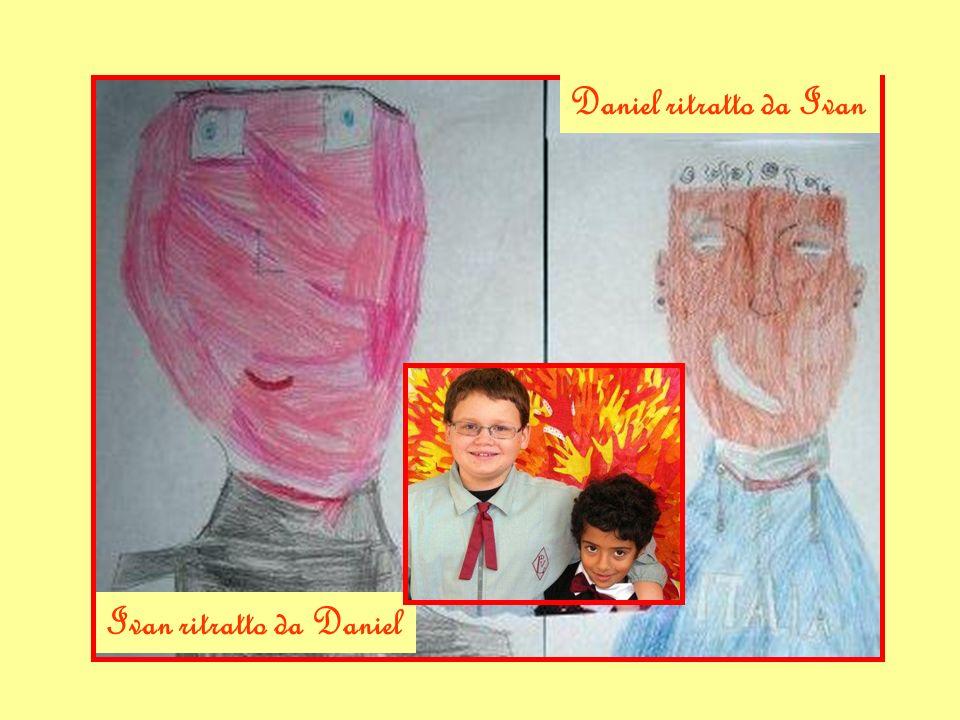 Daniel ritratto da Ivan
