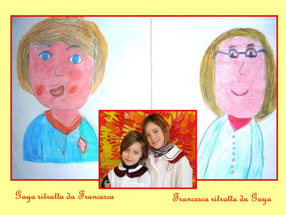 Gaya ritratta da Francesca