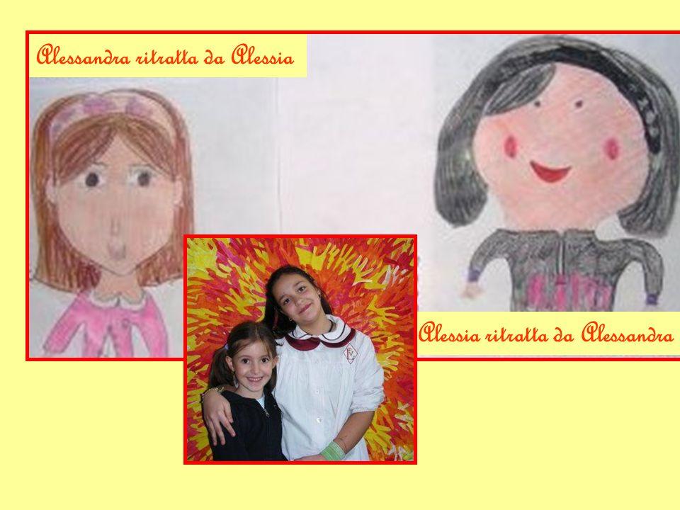 Alessandra ritratta da Alessia