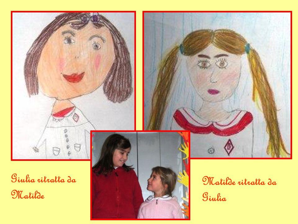 Giulia ritratta da Matilde