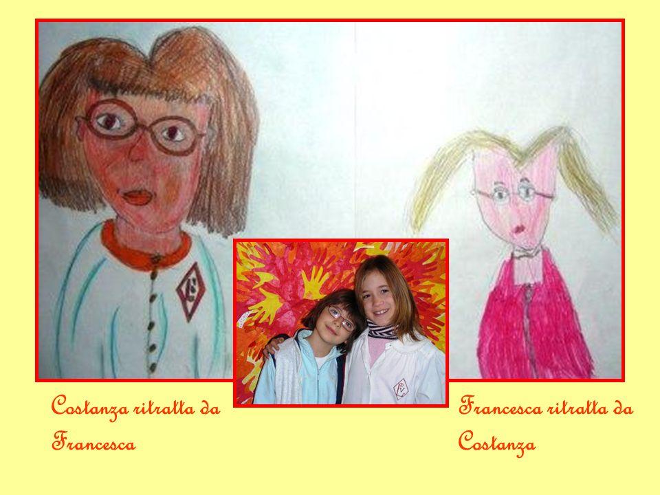 Costanza ritratta da Francesca