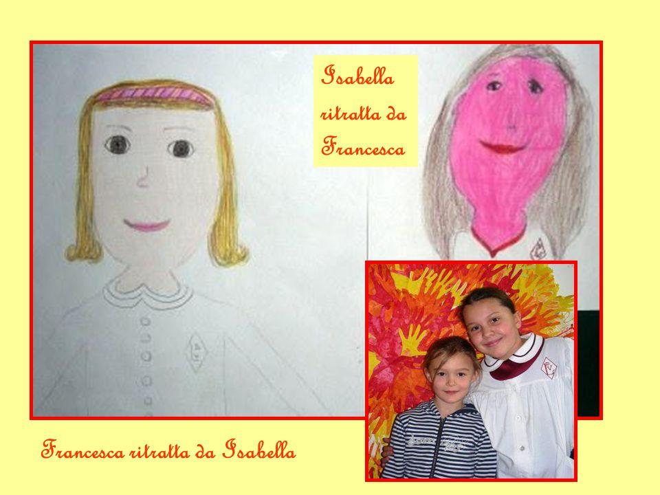 Isabella ritratta da Francesca