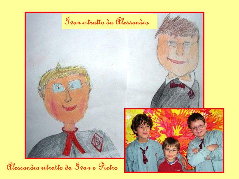 Ivan ritratto da Alessandro