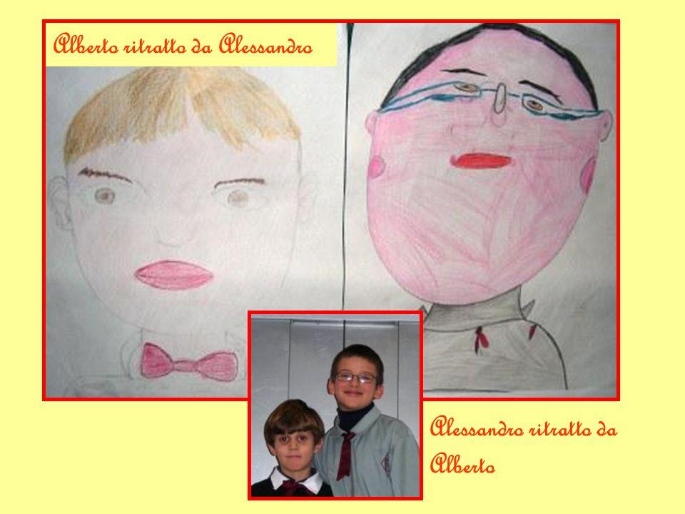 Alberto ritratto da Alessandro