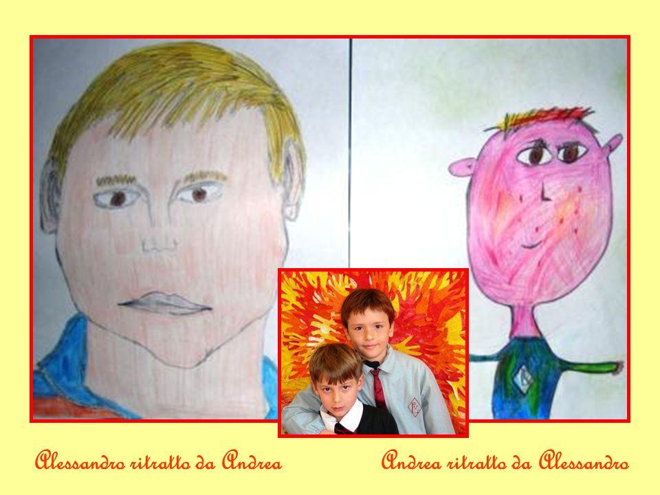 Alessandro ritratto da Andrea