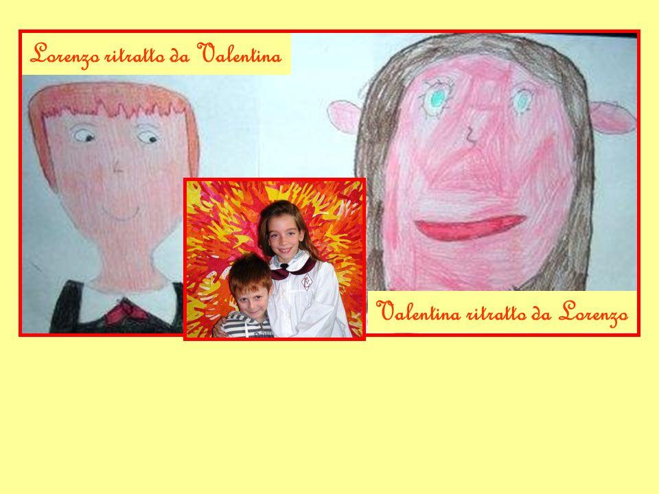 Lorenzo ritratto da Valentina