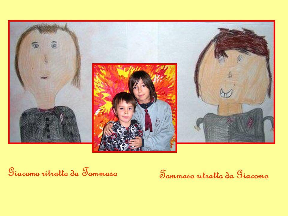 Giacomo ritratto da Tommaso