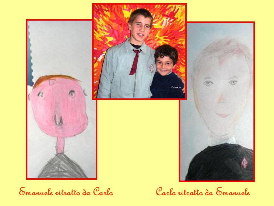 Emanuele ritratto da Carlo