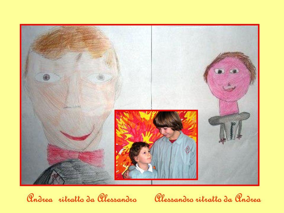 Andrea ritratto da Alessandro