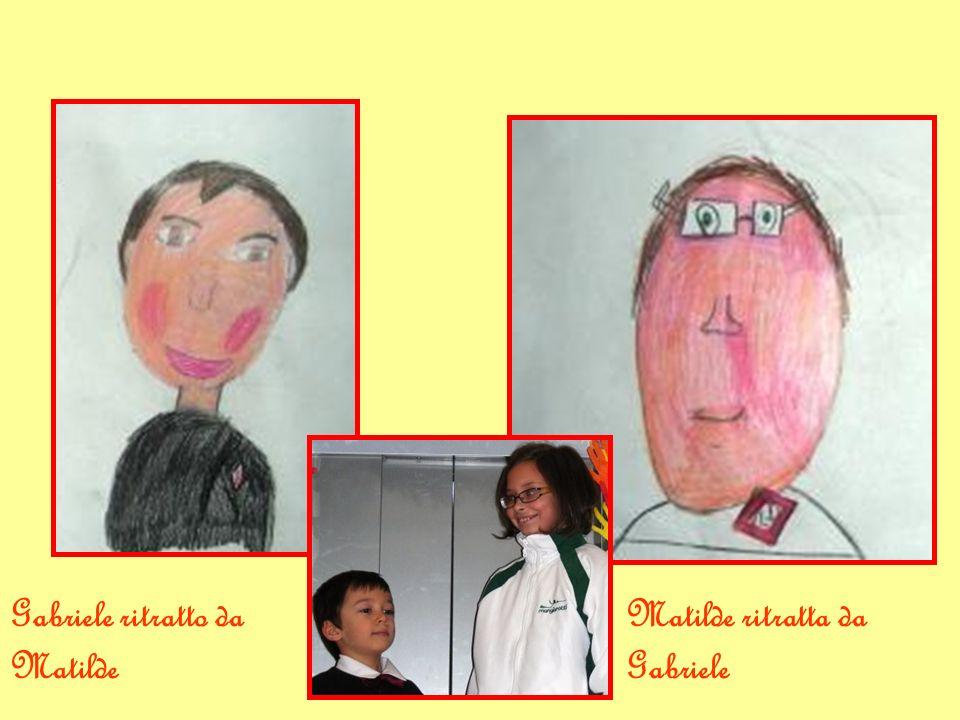 Gabriele ritratto da Matilde