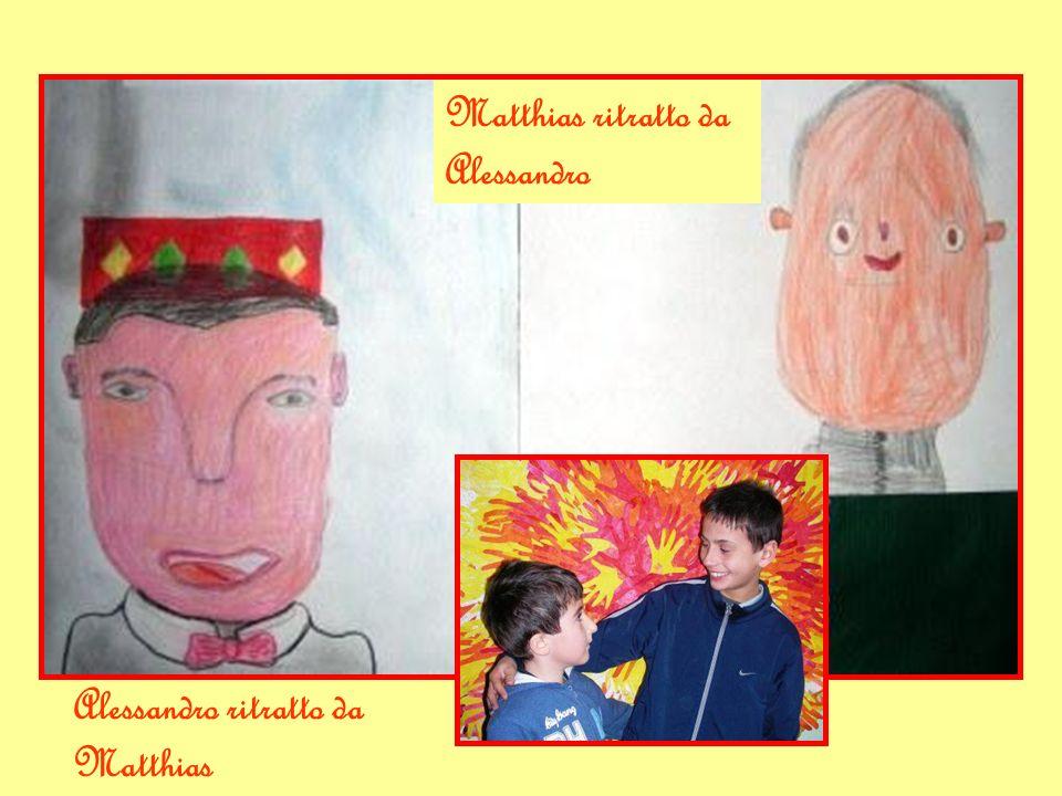 Matthias ritratto da Alessandro