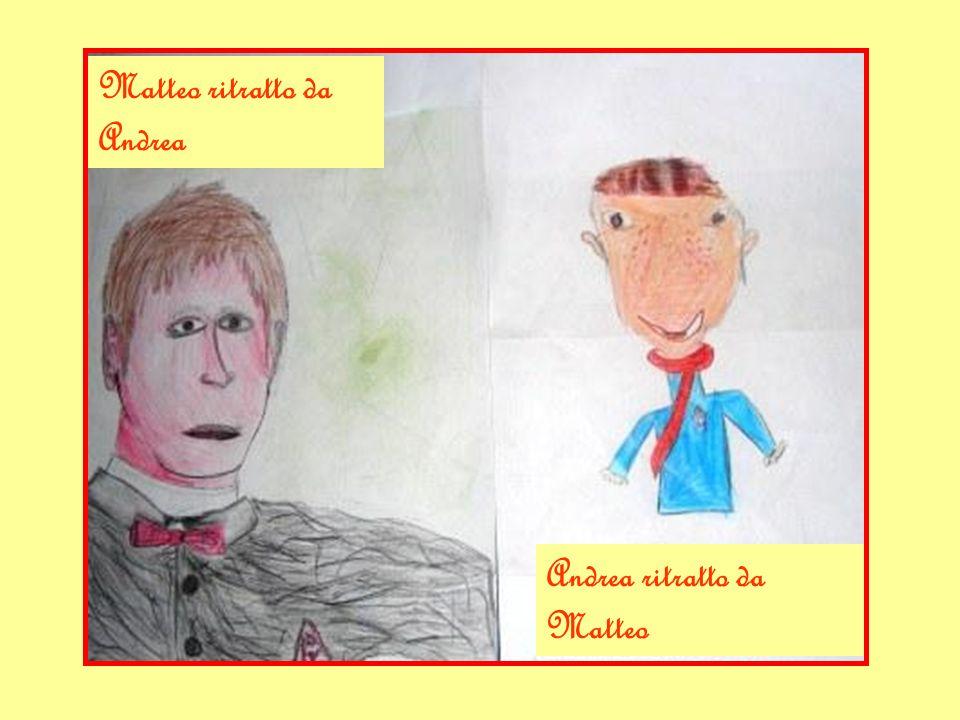 Matteo ritratto da Andrea