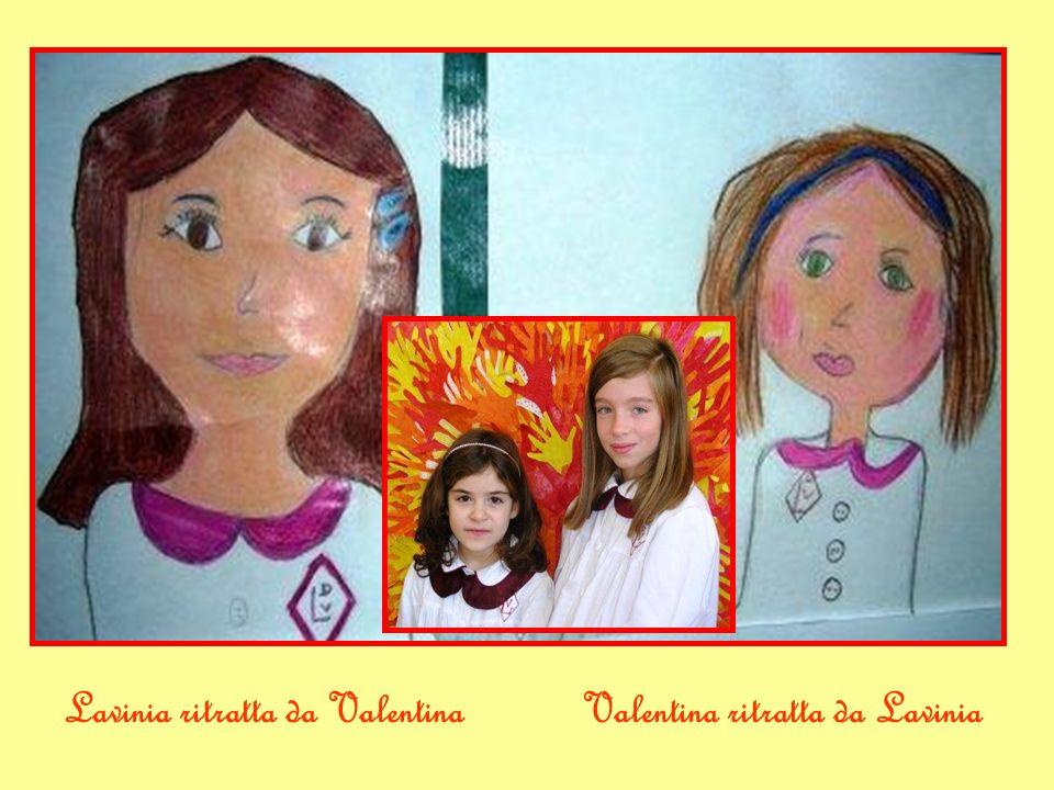 Lavinia ritratta da Valentina