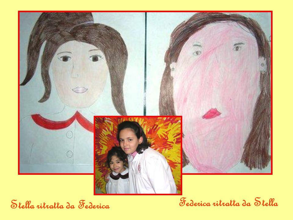 Federica ritratta da Stella