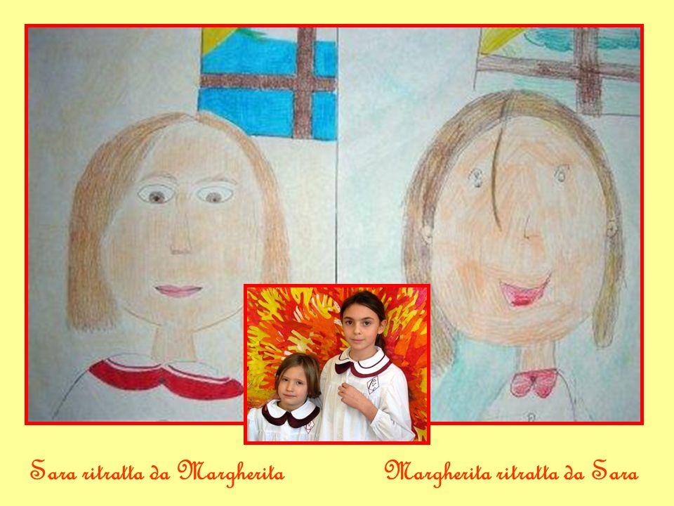 Sara ritratta da Margherita