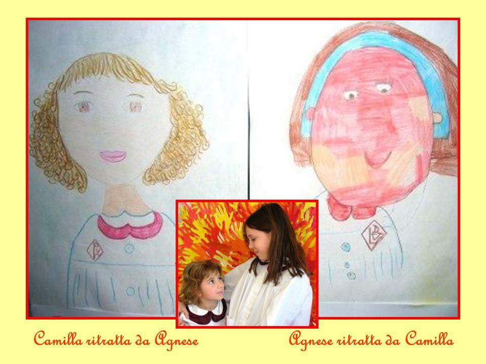 Camilla ritratta da Agnese
