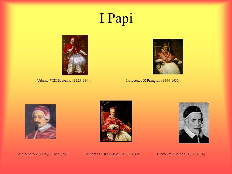 I Papi Urbano VIII Barberini (1623-1644)