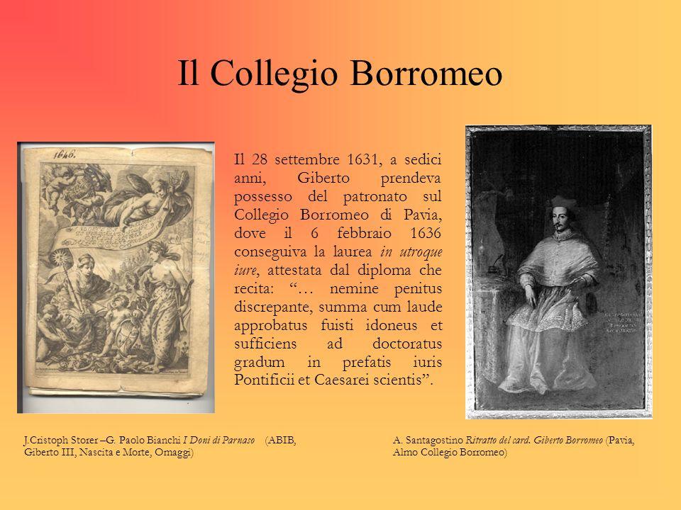 Il Collegio Borromeo