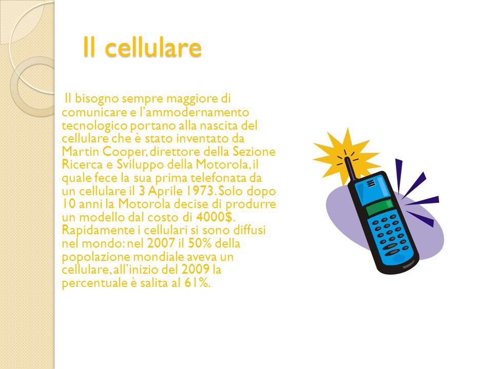 Il cellulare