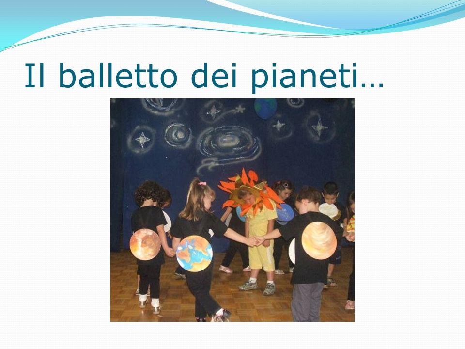 Il balletto dei pianeti…