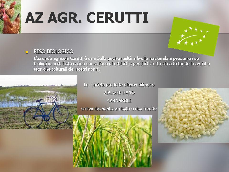 AZ AGR. CERUTTI