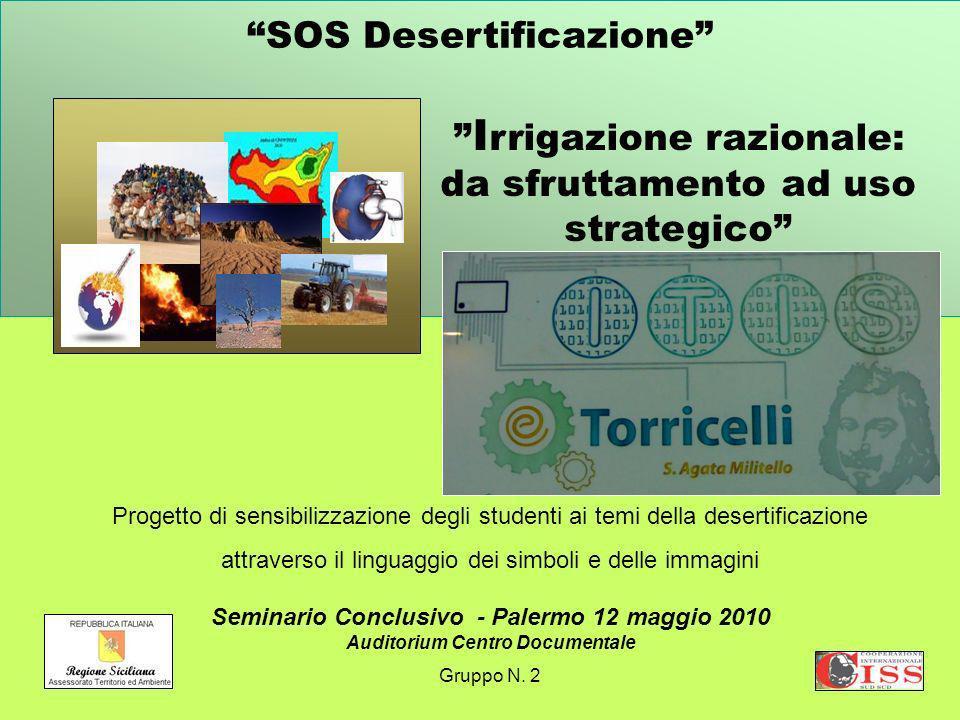 SOS Desertificazione