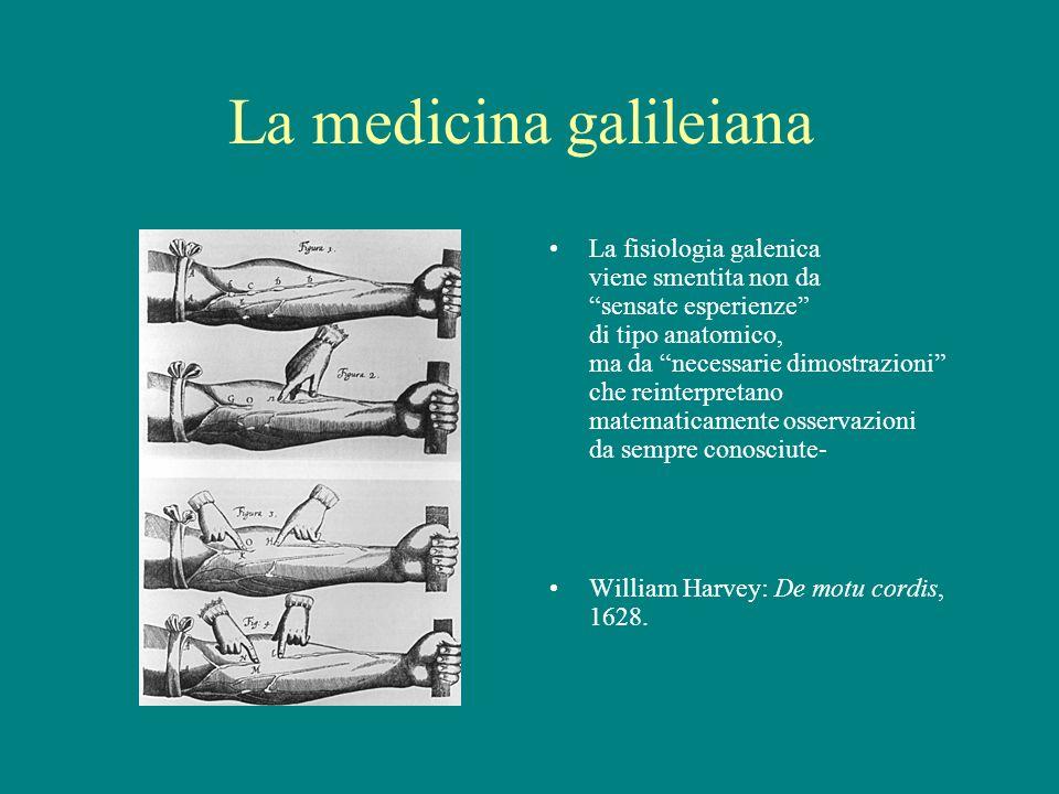 La medicina galileiana
