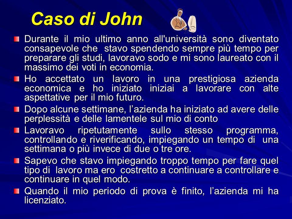 Caso di John