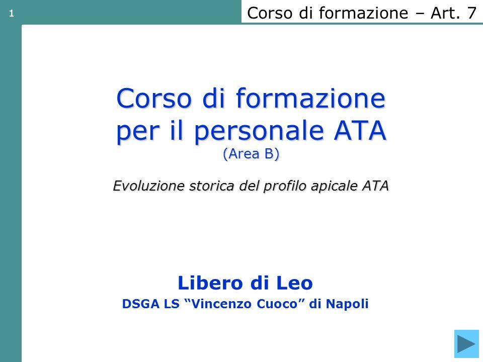 DSGA LS Vincenzo Cuoco di Napoli